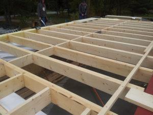 Oppfølging i byggeprosessen.